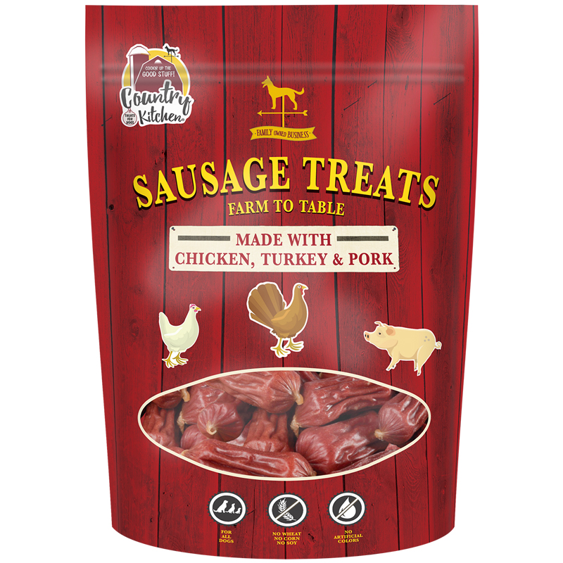 Country Kitchen Dog Treats